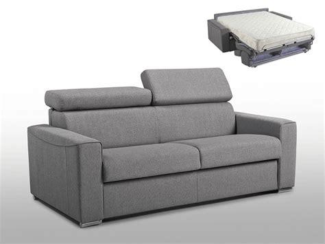 bureau junior canapé convertible express tissu en 5 coloris vizir
