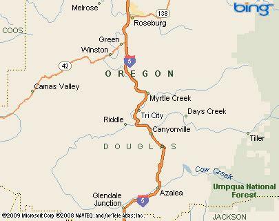 Tri-City, Oregon
