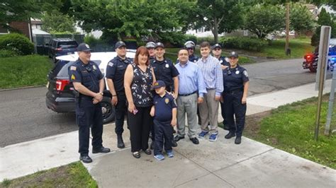 teaneck police chief day
