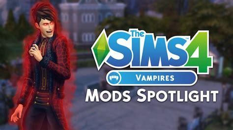 sims  vampires mods spotlight