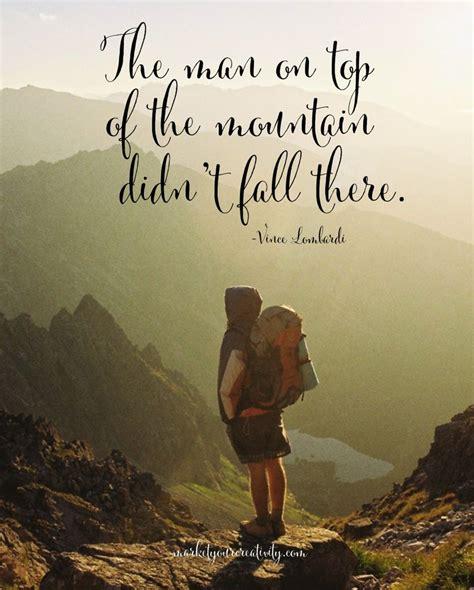 mountain top quotes quotesgram