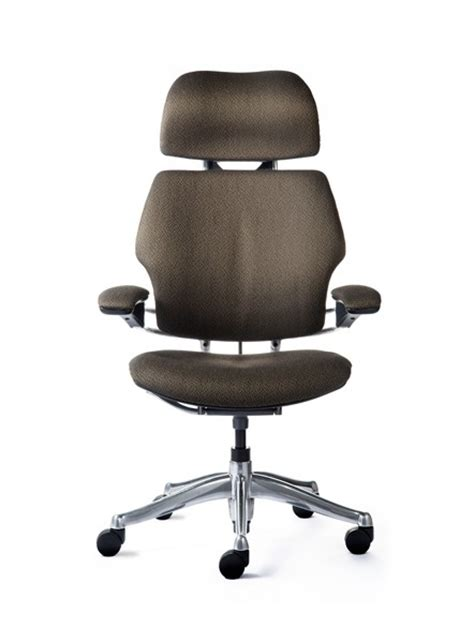 Humanscale Freedom Office Task Chair With Headrest by Humanscale Freedom Chair With Headrest The Century House