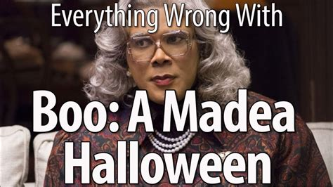 Wwjd Meme - everything wrong with boo a madea halloween youtube
