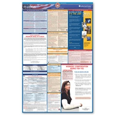 florida complete labor law poster