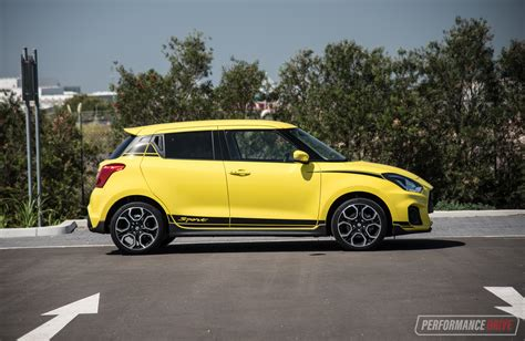 2018 Suzuki Swift Sport Review  Manual & Auto (video