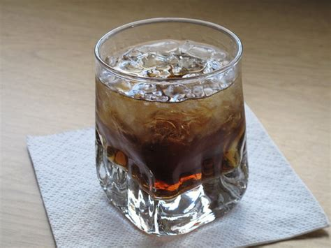 black russian black russian cocktail recipe popsugar food