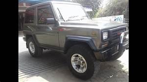 Jual Mobil Daihatsu Taft Gt 4x4 Aktif Tahun 1991 Full