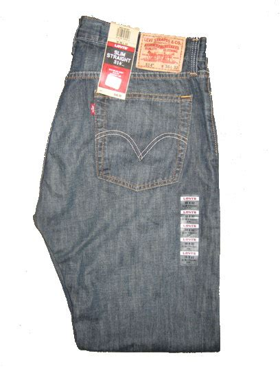 Americanjeanscom Levis 514 Slim Straight Jean
