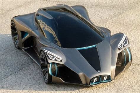 Bmw I9 Rendering Is A Bit Ahead Of Itself  Gas 2