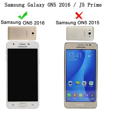 luxury electroplate hybrid cover for samsung galaxy on5 2016 j5 prime ebay