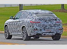 Spyshots 2019 BMW X4 M Matches S58 Engine With Quad
