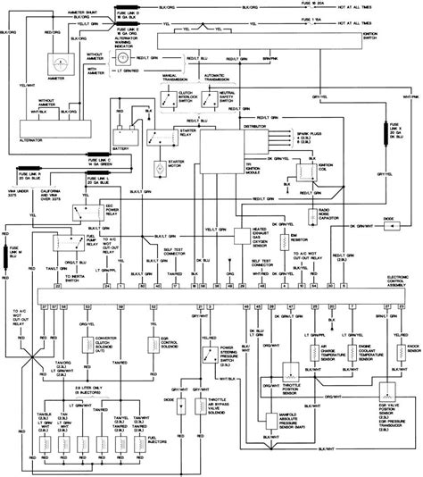 Ford Bronco Wiring by Ford F250 Wiring Diagram