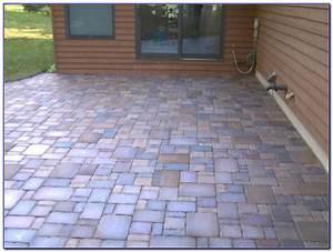 patio paver patterns 2 sizes crunchymustard