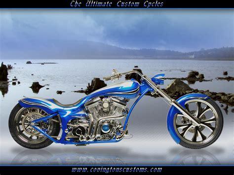 Covingtons Custom Motorcycle Wallpaper 18