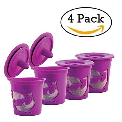 It's sold for $89.99 on the brand's website, so you'll save $35.* * Keurig K-Cup Compatible Reusable Refillable Coffee Filter Pod, 4 Pack - Walmart.com - Walmart.com