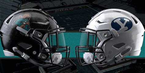 GAME PREVIEW: BYU at Coastal Carolina - The College Sports ...