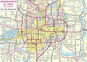 Mn Road Maps And Travel Information