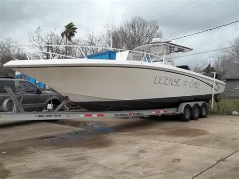 Used Boats For Sale Kemah Texas by Used Center Console Boats For Sale In Kemah Texas United