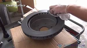 how to replace rear brake pads and rotors in under 90 minutes With rotor wash floor cleaner