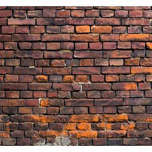 Mur Effet Brique : papier peint effet brique rouge ~ Melissatoandfro.com Idées de Décoration