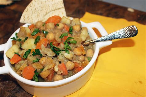 Moroccan Chickpea And Root Vegetable Stew  Dinner, Then