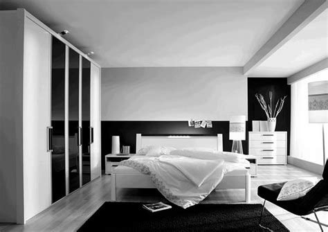 Bedroom Ideas And White by 7 Modern Bedroom Design Ideas Black And White