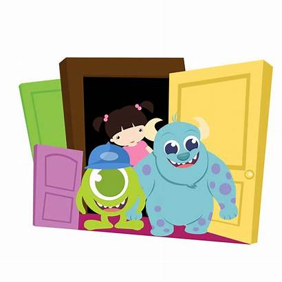 Monsters Inc Monster Clip Clipart Babies Boo