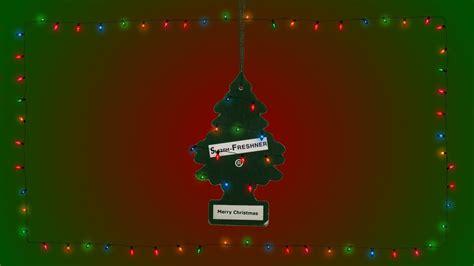 christmas tree air freshener by handsettbattery on deviantart