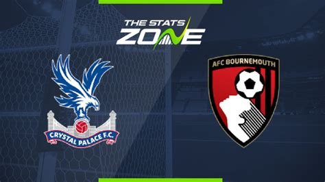 2019-20 Premier League – Crystal Palace vs Bournemouth ...