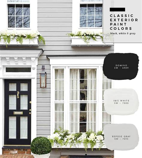 exterior paint color combinations paint love exterior