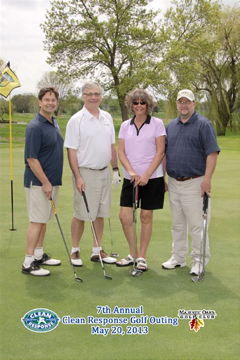 st駱hane bureau fore clean response hosts 7th annual golf outing clean response