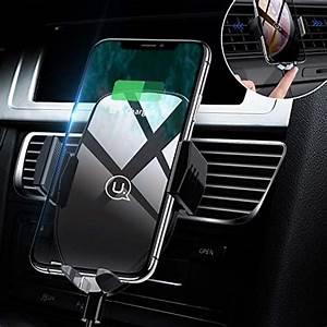 Handyhalterung Auto Wireless Charging : handykomponenten von usams bei i love ~ Kayakingforconservation.com Haus und Dekorationen