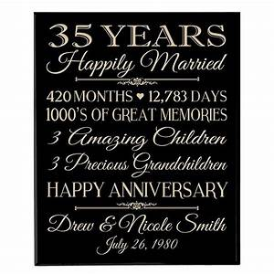 17 best ideas about 35th wedding anniversary on pinterest With what is gift for 35th wedding anniversary