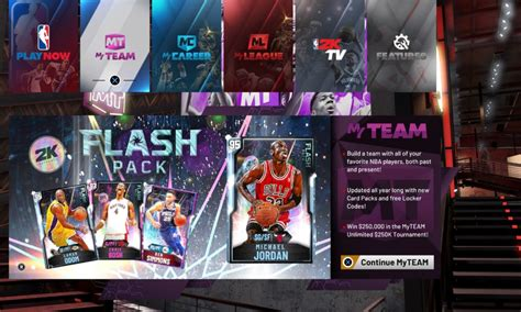 NBA 2K20 MyTeam: The Flash Pack's Stacked - Operation Sports