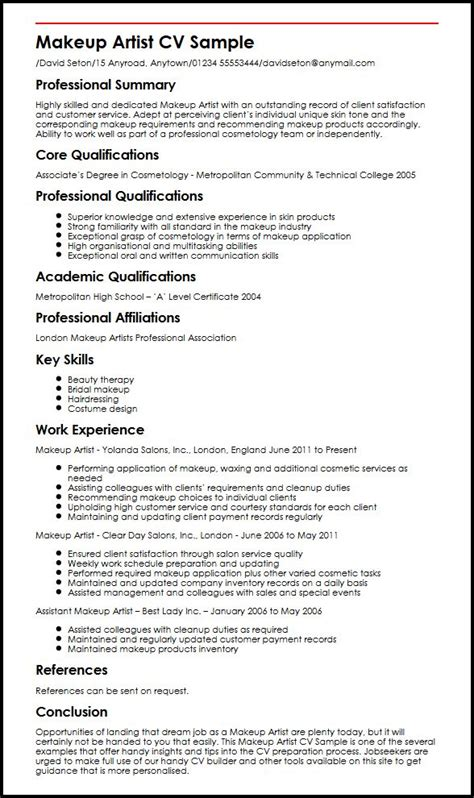 Best Professional Curriculum Vitae Sles by Artist Cv Or Resume 28 Images Artist Resume Sle