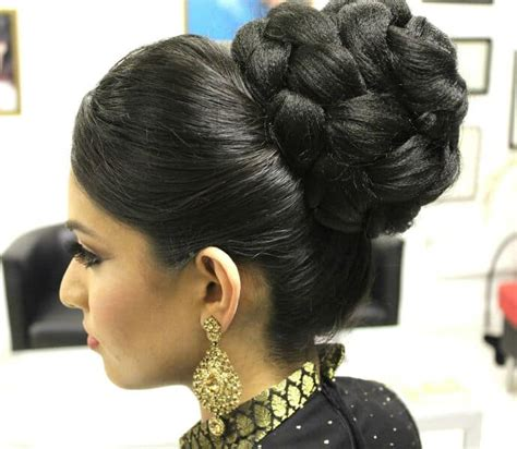 indian bun hairstyles styles  life