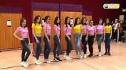 TVB 娛樂新聞台 TVB Entertainment News - 十強港姐備戰決賽舞蹈表演 廖慧儀回應拉票是非 | Facebook