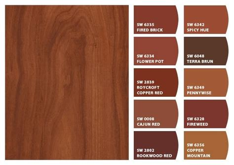 chip  colors  formica laminate  cherry heartwood