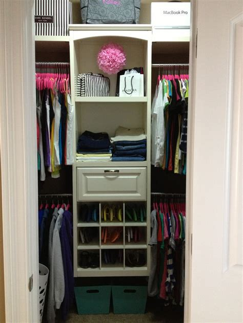 small walk in closet organization organization