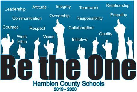 hamblen county board education website