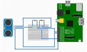 Distance Calculation With Ultrasonic Sensor