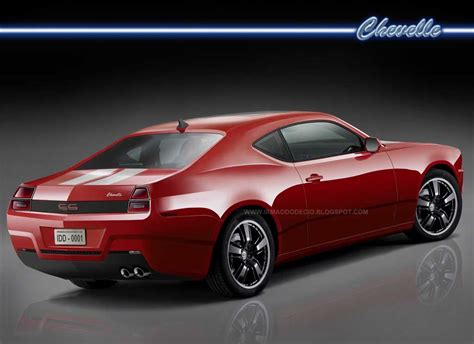 New Chevy Concept Cars by New Chevelle Ss Concept Chevelle Chevelle