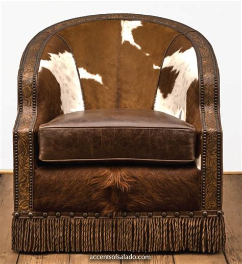 cowhide leather chair 37 best chairs that make a statement images on