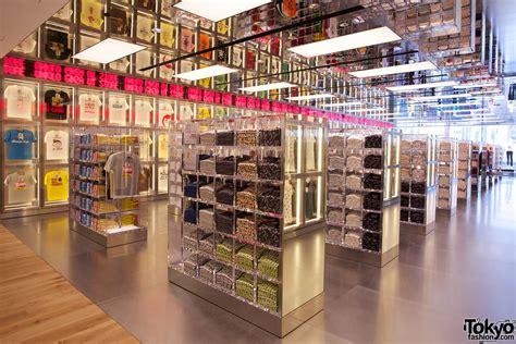 uniqlo ginza ut  shirts  tokyo fashion news