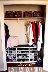 Garde Robe D39entre Comment L39organiser Facilement