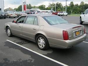 2000 Cadillac Deville - Overview