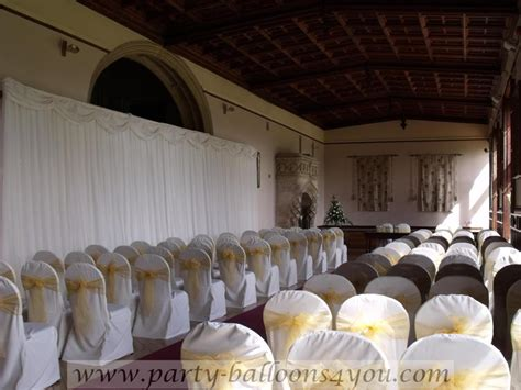 wedding chair covers for hire bristol balloons 4 you bristol