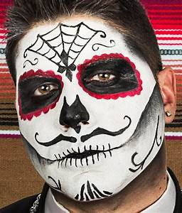 Sugar Skull Halloween Makeup Ideas For Beautiful Look - A ...