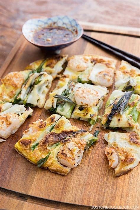 korean pancake   cookbook