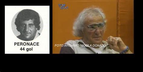 Ci lascia Gigi Peronace, grande bomber dello Sport Club ...